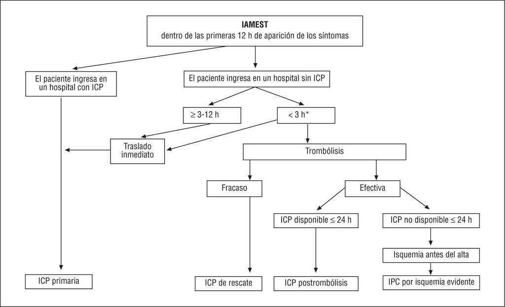 Icp en términos médicos