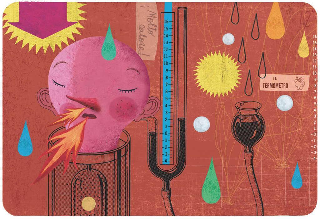 ¿Puede la presión arterial alta causar calor corporal?