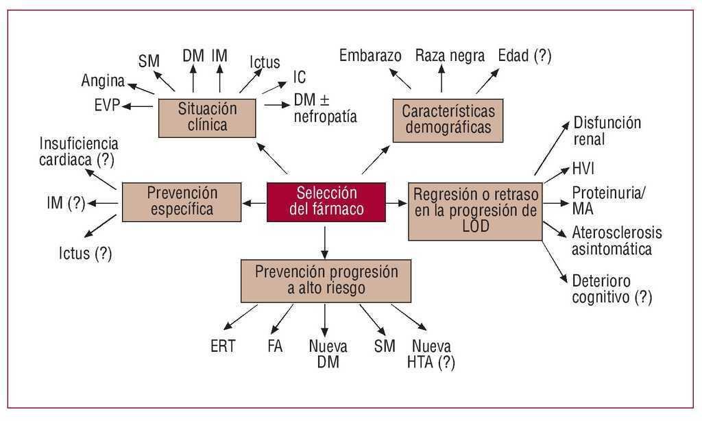 Pautas de confianza de macrobert para la hipertensión
