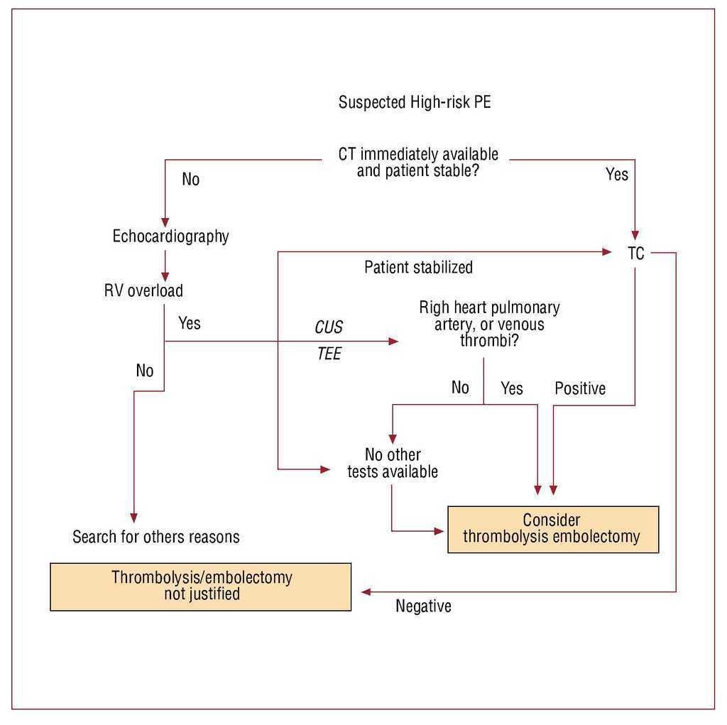 Pulmonary Thromboembolic Disease  Clinical Management of