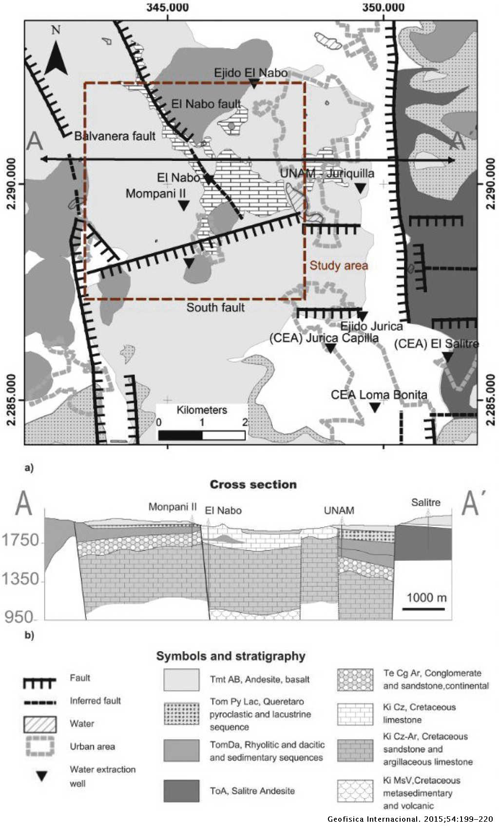 Assessment Of Groundwater Flow In Volcanic Faulted Areas A