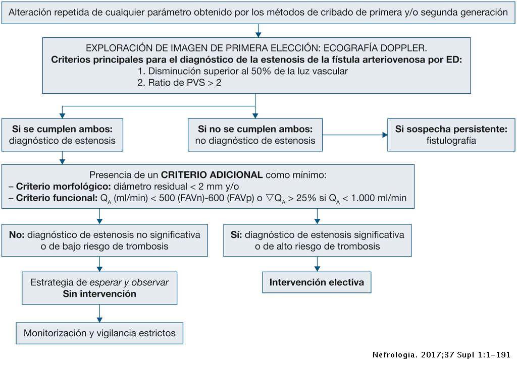 Guía Clínica Española Del Acceso Vascular Para Hemodiálisis