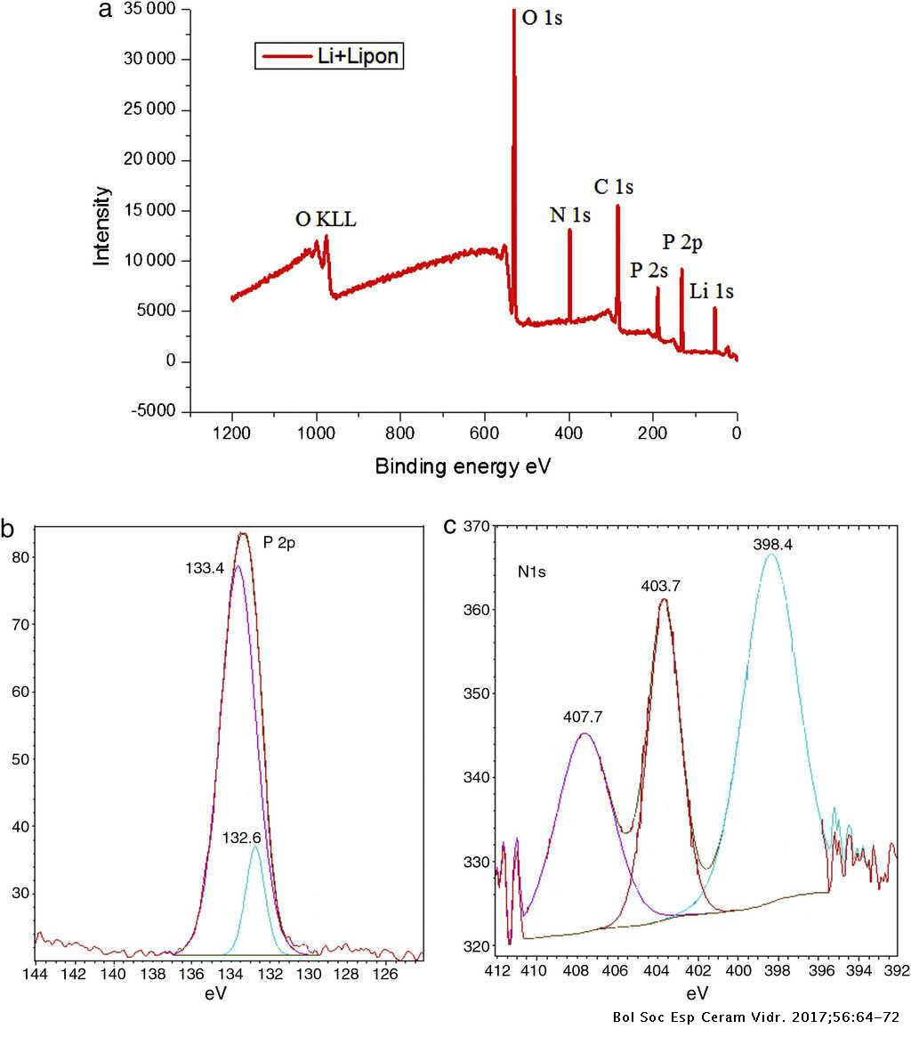 Influence of surface coating on structure and properties of metallic