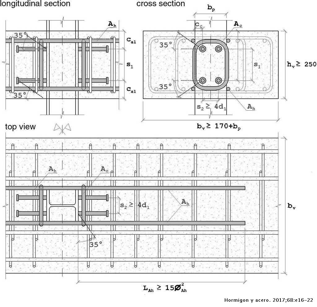 A proposal of a beam-to-column joint using shear studs: Finite
