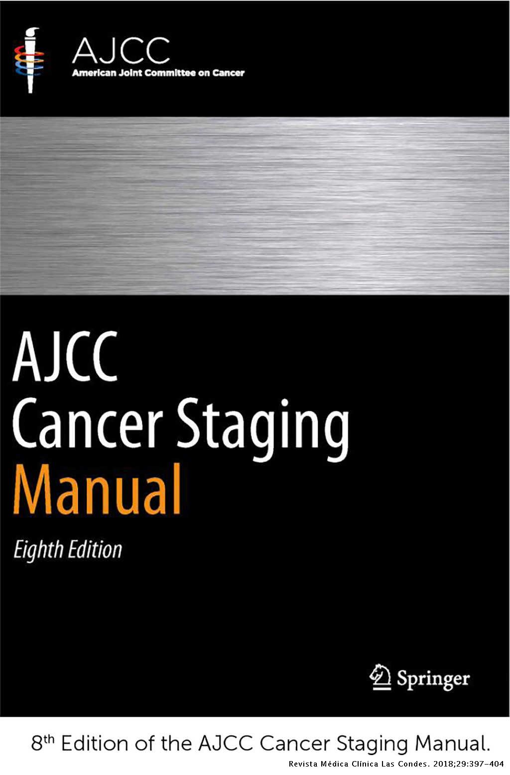 New Ajcc Uicc Staging System For Head And Neck And Thyroid Cancer Revista Medica Clinica Las Condes