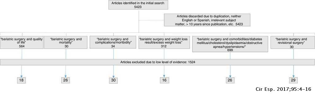 Quality Criteria in Bariatric Surgery: Consensus Review and