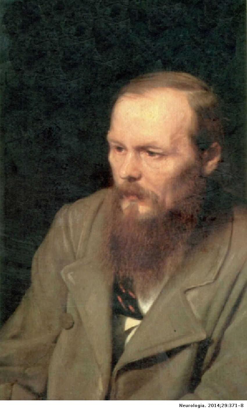 Epilepsy in the process of artistic creation of Dostoevsky