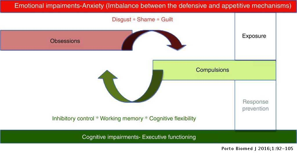 Cognitive and emotional impairments in obsessive–compulsive disorder