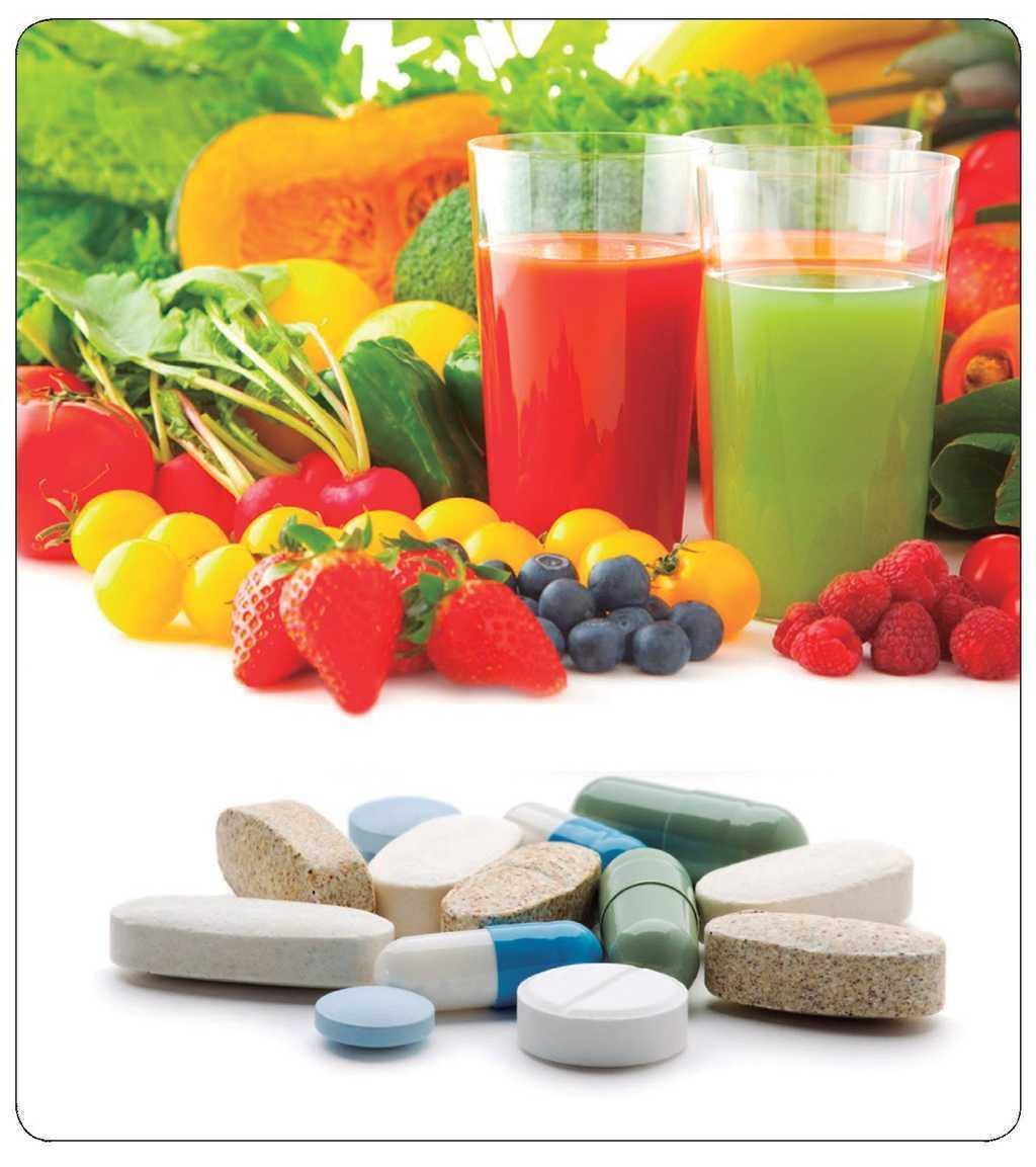 Suplementos vitamínicos | Farmacia Profesional