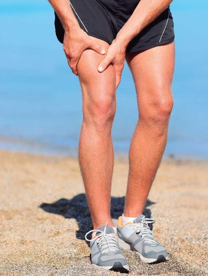 Las debilidad articulaciones en muscular fatiga dolor