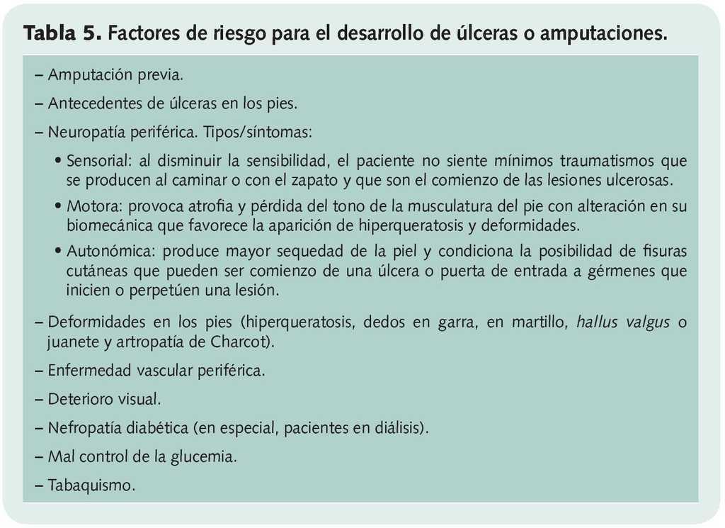 calzado terapéutico para personas con diabetes artículo 4 de la política