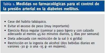 recomendaciones de ejercicio y estilo de vida para la diabetes
