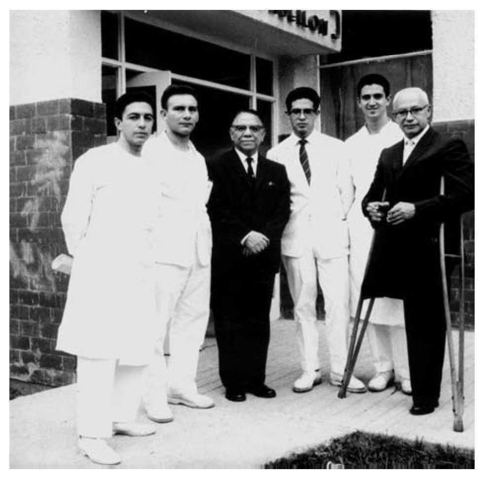 Dr Carlos García Irigoyen Biografía Corregida Revista Mexicana