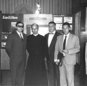 VIII Congreso Internacional de Lepra, Río de Janeiro, 1963.