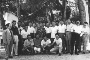 Curso de Leprología, 1957.
