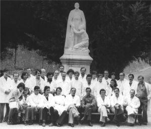 Curso de Leprología, 1979.