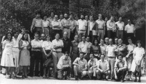 Fontilles. Reunión Dermo-patológica, 1977