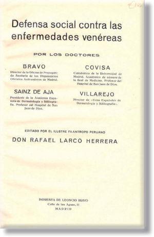 Primera página del libro.