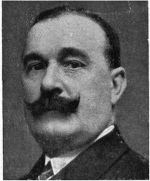 Fermín Cubero del Castillo (1877-1943). Fotografía tomada del trabajo Cien años de la Medicina en Segovia, de J.M. Garrote Díaz13.