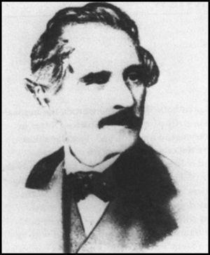 El dentista inglés Charles T. Stent (1807-1885) inventor del stent.