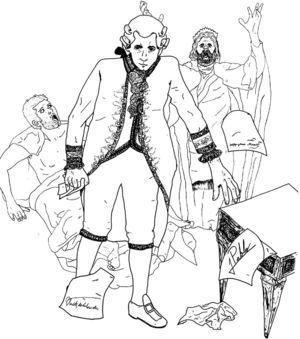 Ilustración de Juan Pablo Liévano.
