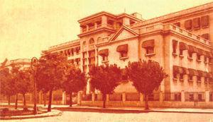 El Instituto en 1931.