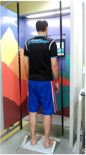 Avaliação do equilíbrio postural dos atletas por meio da posturografia dinâmica computadorizada.