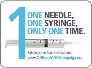 Imagen publicitaria de la campaña One and only campaign. Fuente: http://www.oneandonlycampaign.org/.
