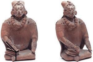 Vista del códice y eje de composición. Archivo digital de las colecciones del Museo Nacional de Antropología. CONACULTA-INAH-CANON.