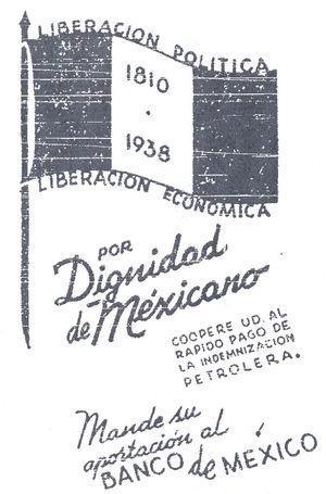 Liberación política - Liberación económica. El Nacional, 6 de abril de 1938, segunda sección, p. 2.
