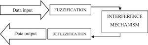 Structure of a fuzzy system. Source: Benito and Duran (2009).