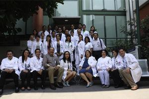 Personal médico de la UOAE. 2014.