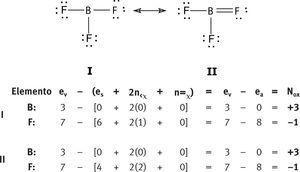 en la mayora de los casos se obtiene el mismo nmero de oxidacin para un determinado elemento sin importar cul de las estructuras resonantes se escoja