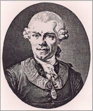 Torbern Bergmann (1735–1784).