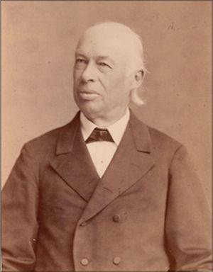 Carl Remigius Fresenius (1818–1897).