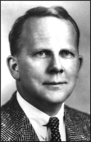 Louis P. Hammett (1894–1987).