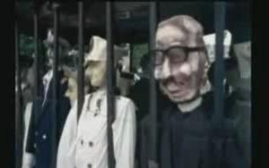 La cárcel (detalle) (10 de diciembre de 1995). Fuente: Archivo Potencia Tortillera.