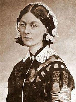Florence Nightingale. Higienista y pionera de la enfermería moderna. Fuente: http://en.wikipedia.org/wiki/Florence_Nightingale