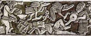 Enema ritual maya.
