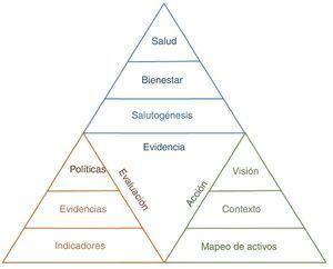 Modelo de activos para la salud pública. (Adaptada de Morgan, Hernán y Ziglio6, con permiso de los autores.).