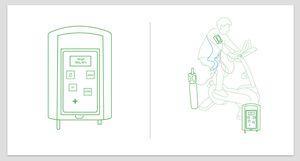 Dispositivo O2 Flow Regulator®, Dima, Italia.