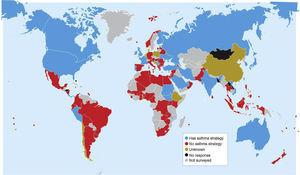 Countries asthma strategy.