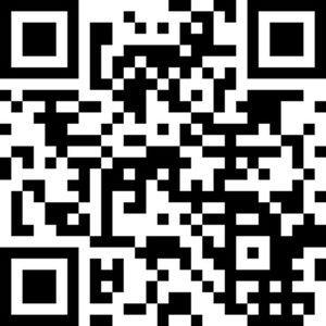 Código QR del sitio web desarrollado.