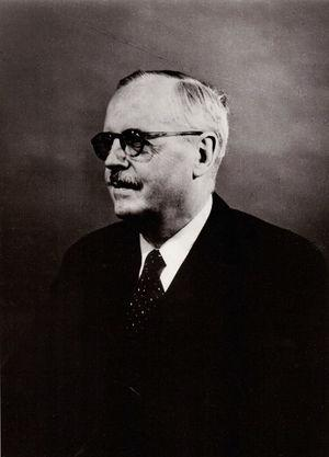 Bernardo Alberto Houssay (1887-1971).