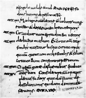 Corpus Hippocraticum (3rd century BC). Source: Hippocratic Corpus – Wikimedia Commons.23