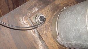 Sensor de detección de roturas.