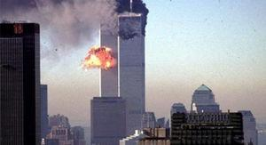 Attacks 11th September 2001. New York.