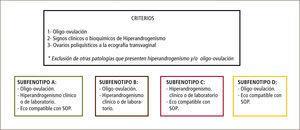 Criterios del consenso de rotterdam 2003