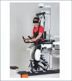 Sistemas de entrenamiento de marcha con spp y asistencia robotizada, lokomat® (www.hocoma.ch)