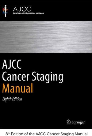 8th Edition of the AJCC Cancer Staging Manual.